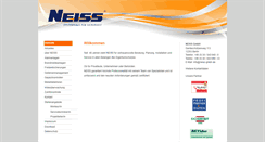 Preview of neiss-gmbh.de